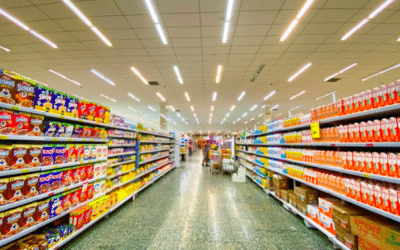 How Grocery Stores Are Setting an Example for Operating in a COVID World.