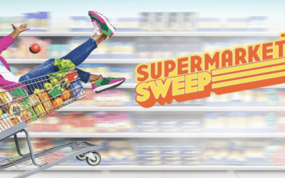 SuperMarket Sweep TV show uses IT Retail POS